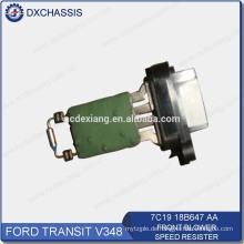 Original Transit V348 Frontblinker Resistor 7C19 18B647 AA