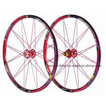 Juegos de ruedas de bicicleta de montaña de 26 ''