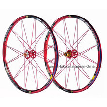 26′′ Mountain Bicycle Wheelsets