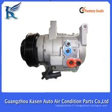 Guangzhou fournisseur DCS17 voiture zexel pièces de compresseur pour COMPASS 7
