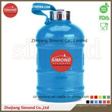 1.89 BPA freie kundenspezifische PETG Plastikwasser-Flasche (SD-6002)