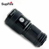 New M6 Ultra Super Bright CREE Xml-T6 LED Police Flashlight