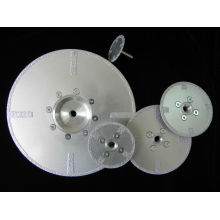 высокое качество вакуумные паяные резец алмазный диск для бетона и стен