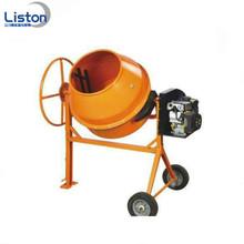 Mini draagbare diesel betonmixer 450L prijs