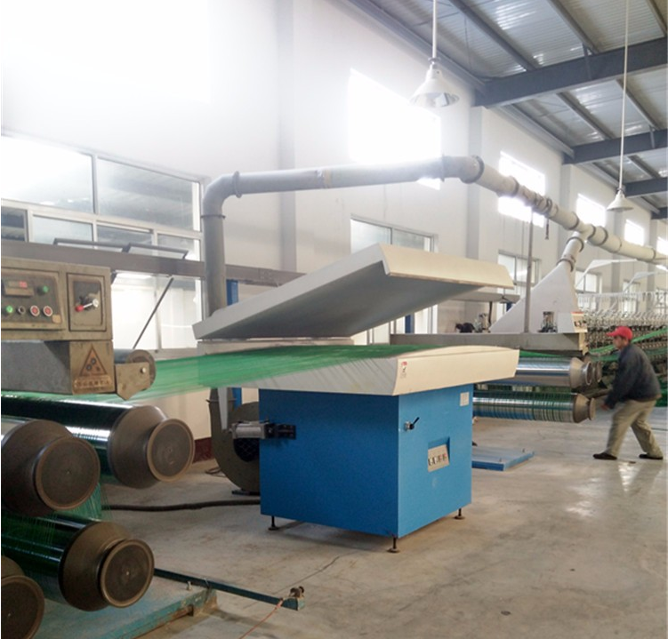 PP bulk bag yarn extruding