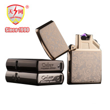 2015 nouveau briquet arc rechargeable écologique avec USB