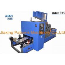 De Buena Calidad Máquina de producción de rollo de papel de aluminio totalmente automática
