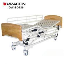 Elektrischer tragbarer Patient DW-BD136 benutzte Pflegeheim-Betten