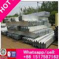 Flexible Hot DIP Galvanized Steel Anti-Collision Waveform Guardrail for W Beam Used for Highway
