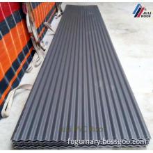 ASA Trapezoid Shape PVC Corrugated Roofing Sheets