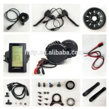 Kit de conversión eléctrico de la bici del motor central Bafang 8FUN 36V 250W 350W BBS01 del mejor vendedor
