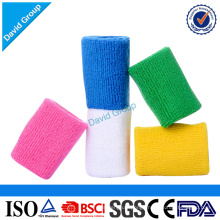 Chinese New Products Supplier Customized Promotional Stretch Wrist Sweatband