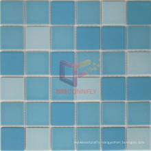 Light Blue Swimming Pool Mosaic Tile (CST128)
