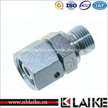 (2BD-WD) Connecteur / adaptateur de tuyau hydraulique femelle de Bsp avec le joint imperdable