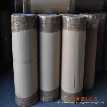 Roll(J-10) Jumbo Bopp marrom
