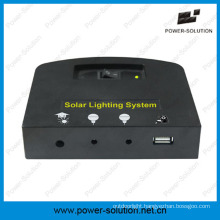 Power-Solution Solar System with 4W Solar Panel