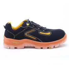 Professional Standard Working PU Industrial Labor Footwear Safety Shoes