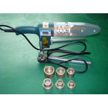 El CE aprobó la máquina de soldadura del extremo de la fusión del calor del zócalo / soldador para la pipa / el tubo de PPR