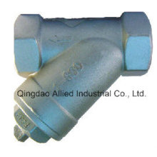Screwed End Y Strainer for Pipe Line