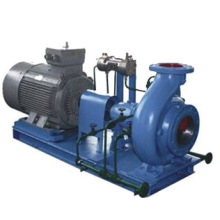Bomba de agua Centrifuga L Horizontal alta temperatura alta eficiencia