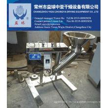 KZL serie fertilizante / granulador de semillas / máquina de granulación