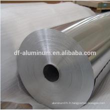 Feuille d'aluminium haute qualité 8011 et 3003 pour récipient alimentaire