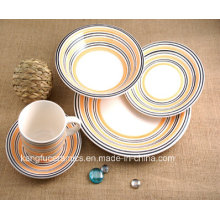 Promotional 5 PCS Ceramic Dinnerware (set)