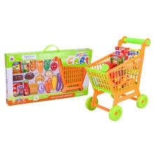Carrinho de compras de plástico crianças brinquedo (h0844036)