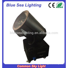 2/3/4/5/6/7/10KW common Sky light moving head search light