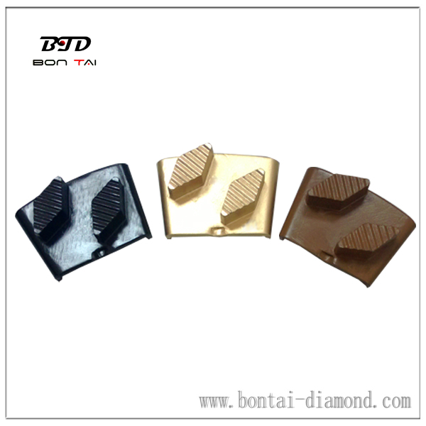 Diamond grinding disc for HTC floor grinding machines