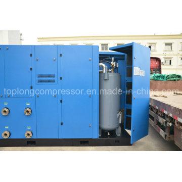 Compressor rotativo de dois estágios 3MPa