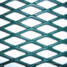 PVC Coated Expanded Metal Fence/Highway Road Fence