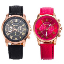 New Arrival Lovers Fashion Leather Wrist Watches