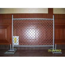 Metal Steel Traffic Barrier till salu