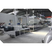 Máquina del extrusor del tablero del panel del techo del PVC / cadena de producción / que hace la máquina