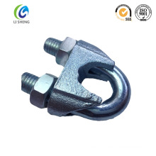 Adjustable B type malleable wire rope clip