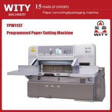 YPW-T Papel de alta precisão máquina de corte preço