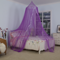 produce 100% polyester fabrics for mosquito net