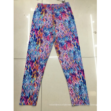 Ladies Knitted New Pattern Printed Panties Trousers