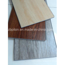 New Decoration Interlocking PVC Vinyl Flooring Planks (CNG0469N)
