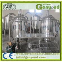 Venda quente Alta Qualidade Multi-Function Beer Equipment