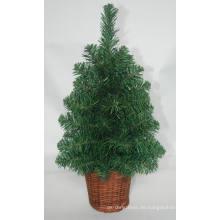 Realist Künstlicher Weihnachtsbaum mit String Licht Multi Farbe LED Dekoration (AT1043)