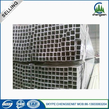Hot Dip Galvanized Stainess Steel Square Pipe