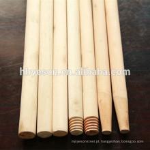 Alça de madeira para alças de vassoura