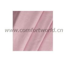 100 % coton Chambary tissu rose de couleur