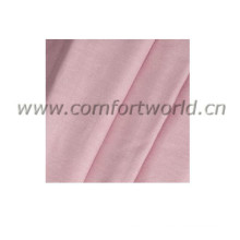 100% Cotton Chambary fabric pink color