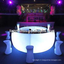 Iphone / Ipad / Android contrôle des meubles d'événement LED