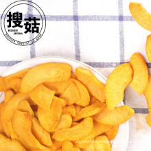 Supply FD Dried Fruits Chips, FD Dried Peach Chips for Hot Sales