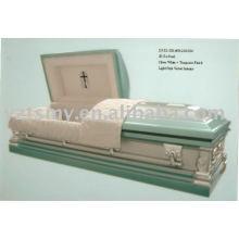 caixão de metal JS-S007