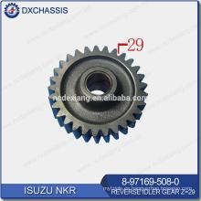 Engranaje intermedio inverso de transmisión NHR / NKR genuino Z = 29 8-97169-508-0